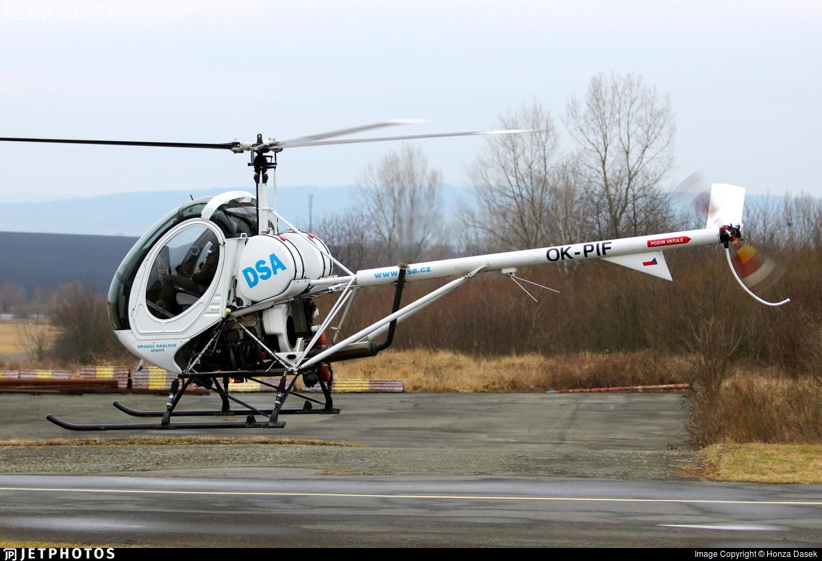 OK-PIF - Schweizer 269CB - Delta System-Air