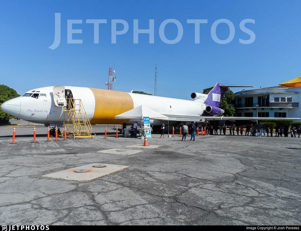 N469FE - Boeing 727-225(Adv)(F) - Private