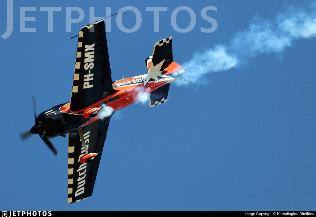 PH-SMX - Sukhoi Su-26MX - Private