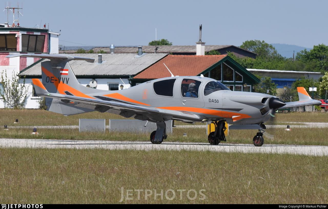 OE-VVV - Diamond DA-50V - Diamond Aircraft Industries