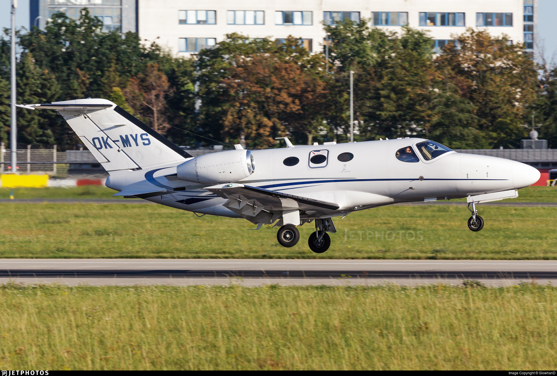 OK-MYS - Cessna 510 Citation Mustang - Private