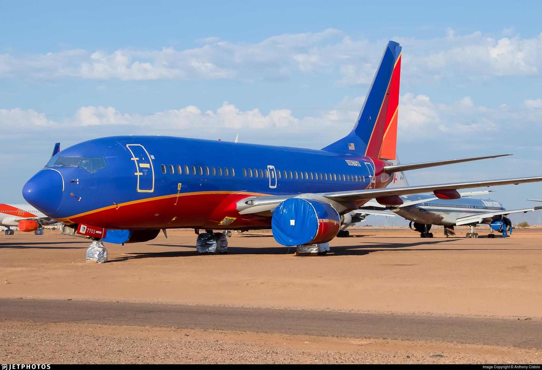 N16756 - Boeing 737-76N - Untitled