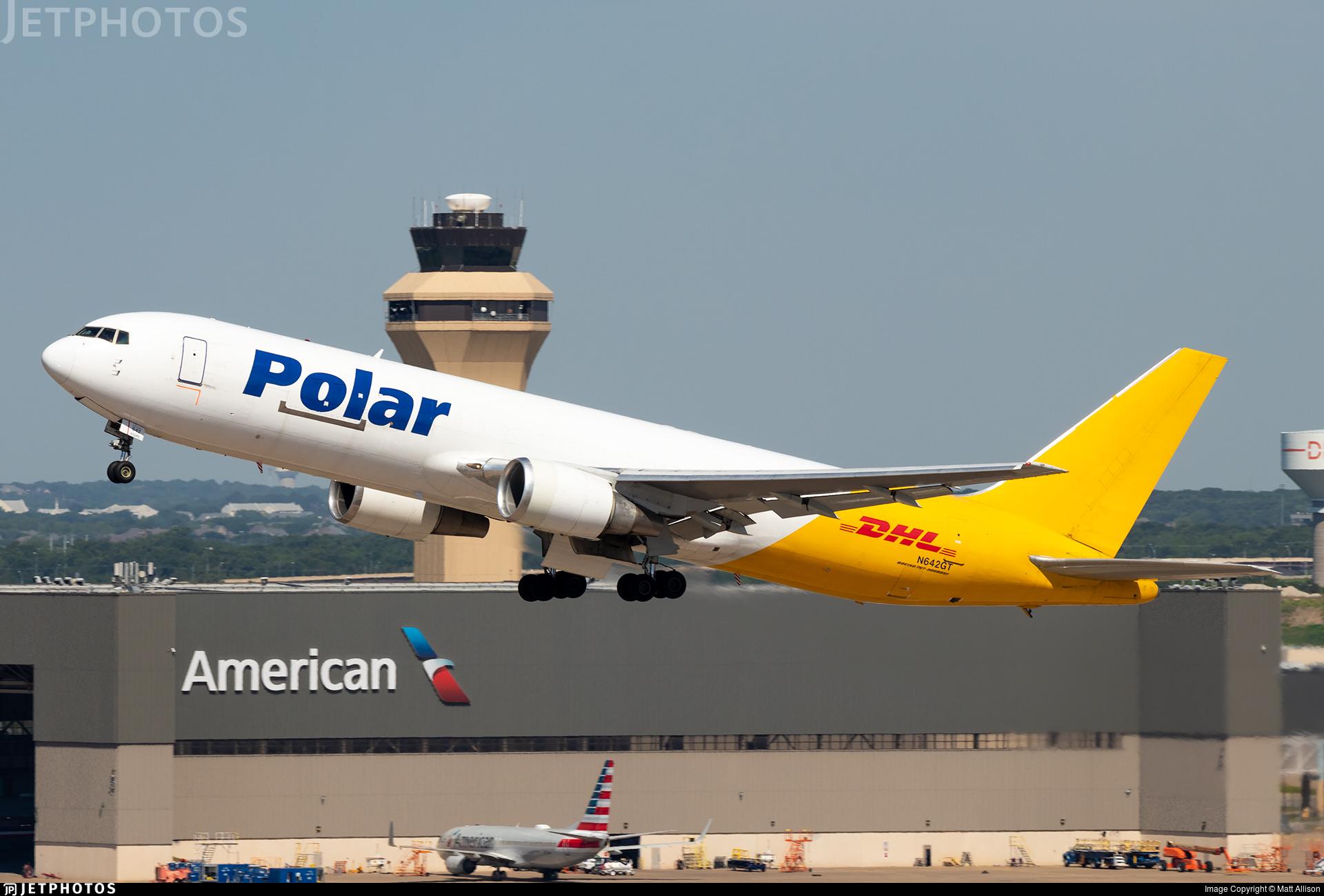 N642GT | Boeing 767-3Y0(ER)(BDSF) | Polar Air Cargo | Matt