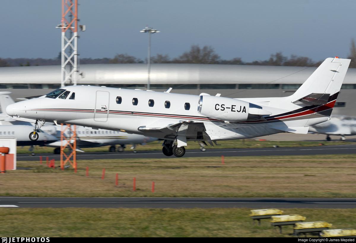 CS-EJA - Cessna 560XL Citation Excel - NetJets Europe