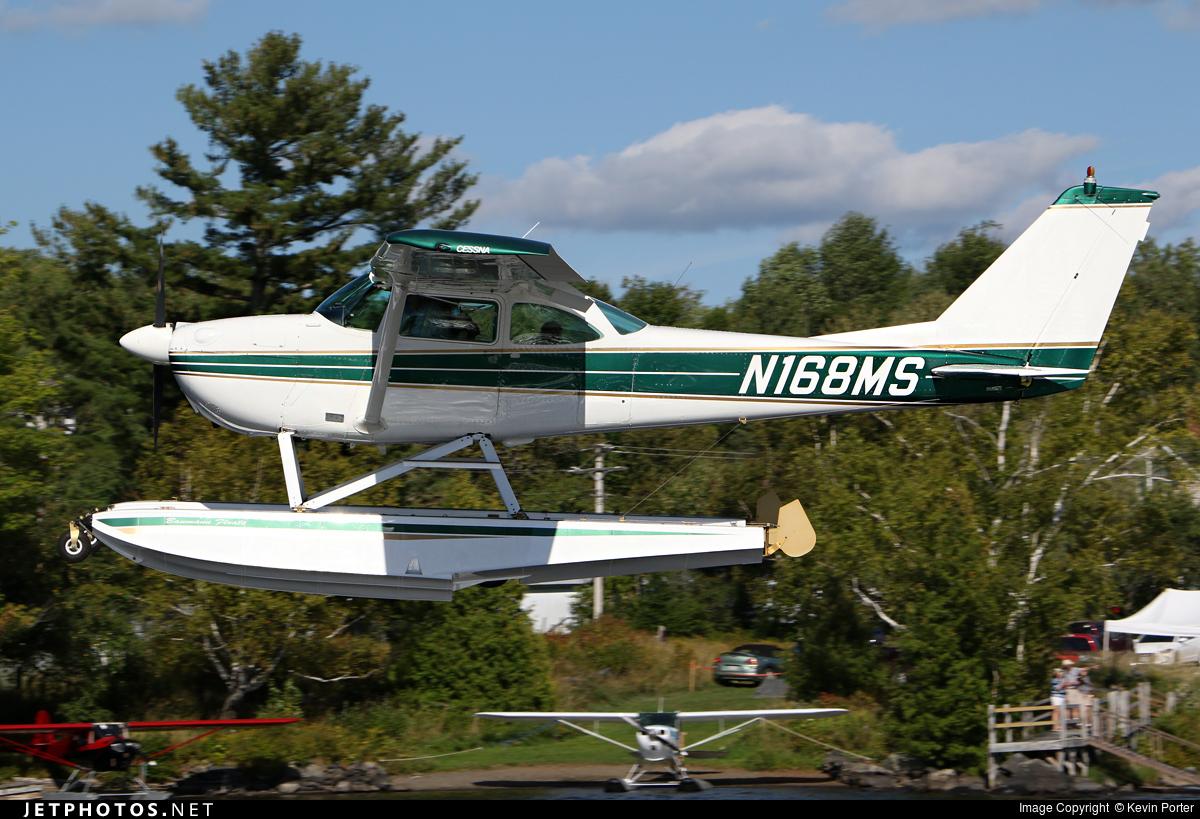 N168MS - Cessna 172D Skyhawk - Private