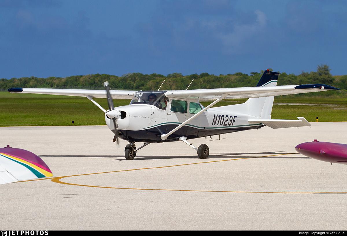 N1029F - Cessna 172N Skyhawk - Private