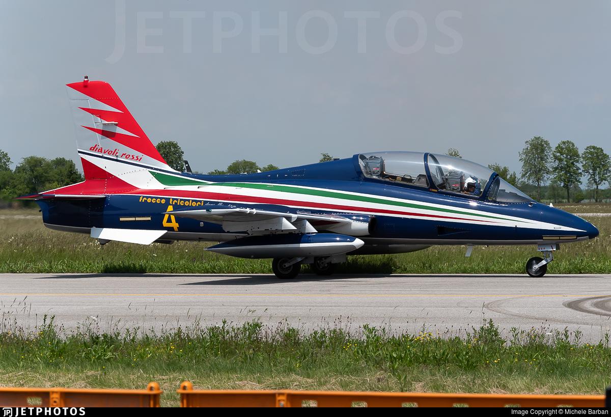 MM54514 - Aermacchi MB-339PAN - Italy - Air Force