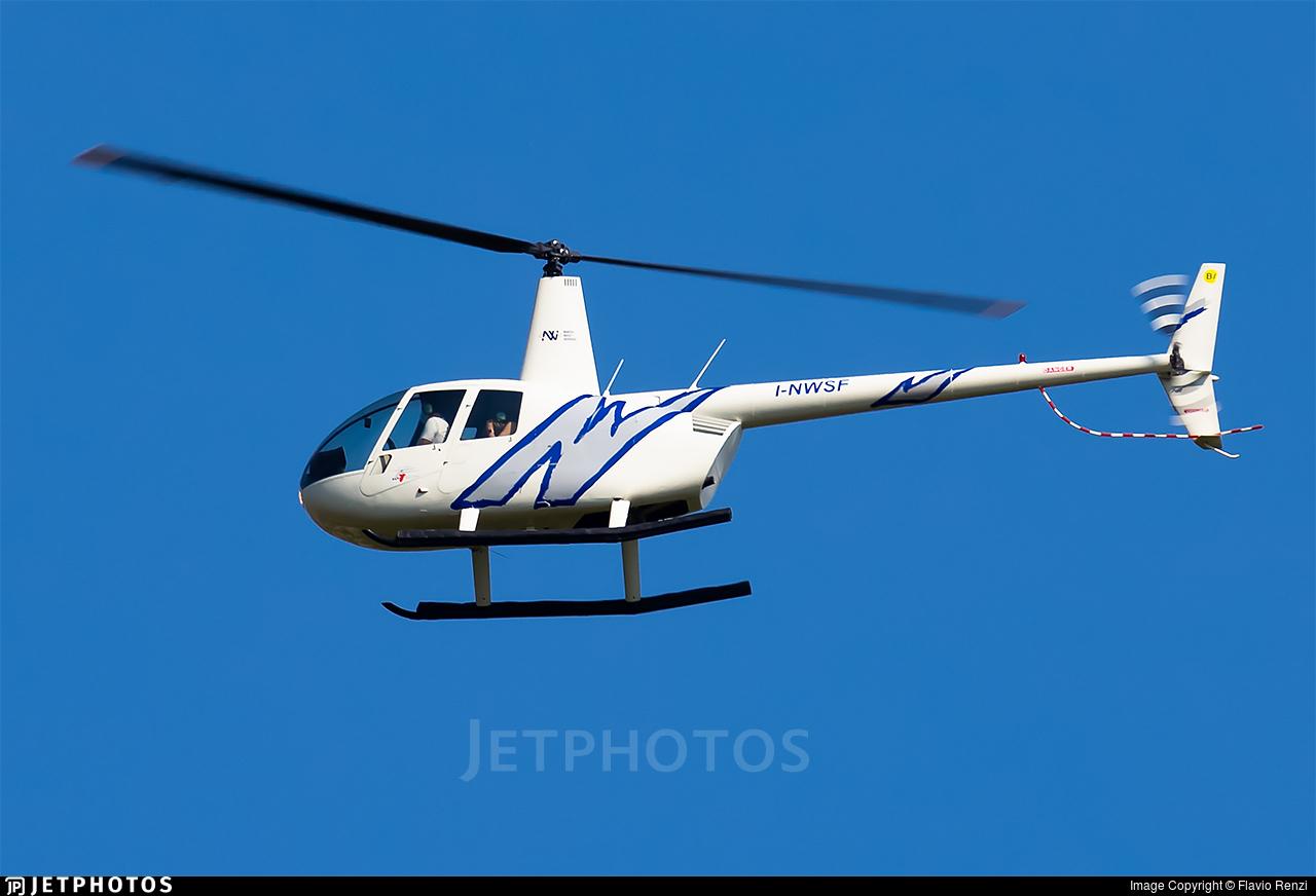 I-NWSF - Robinson R44 Clipper II - North West Service