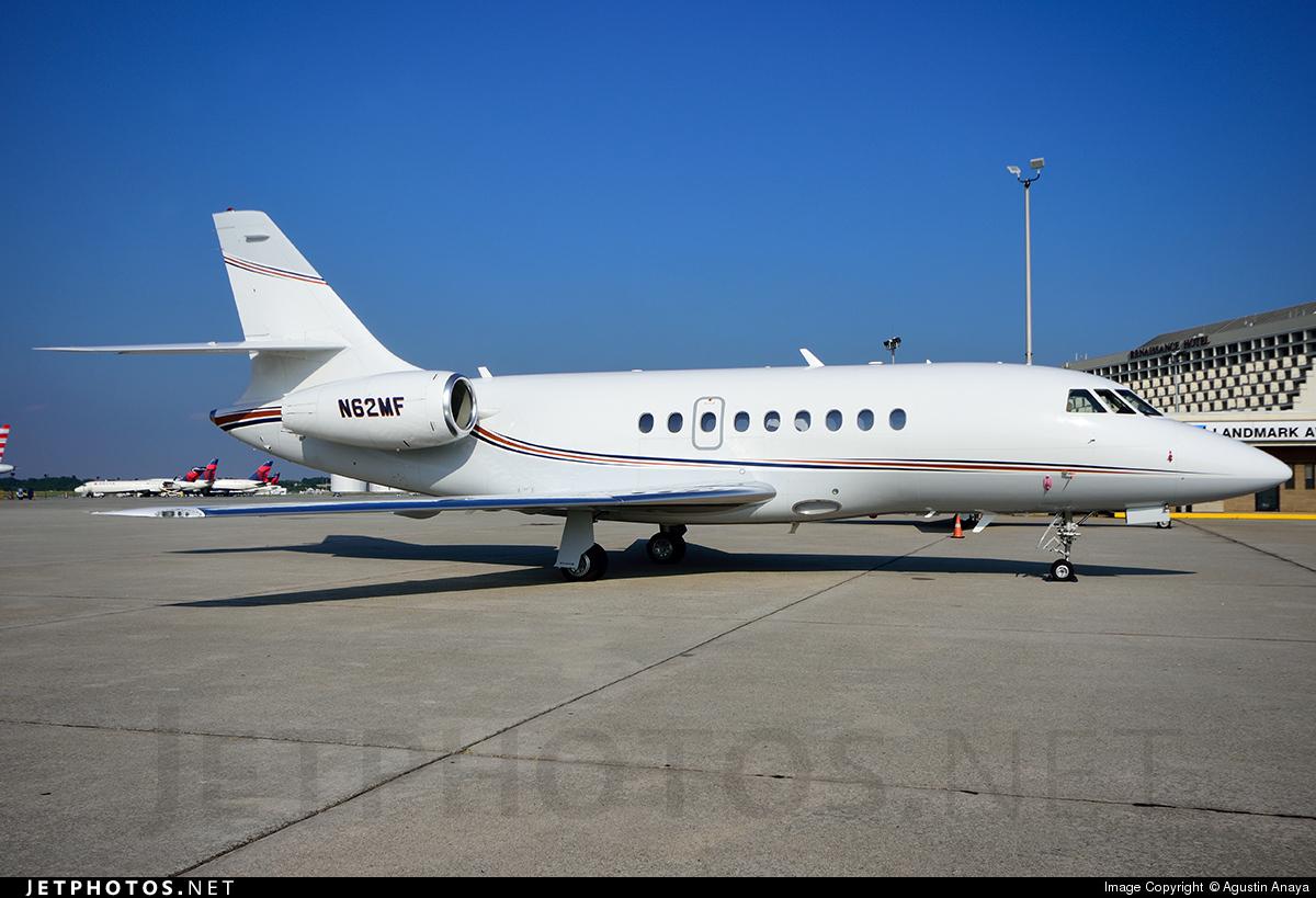 N62MF - Dassault Falcon 2000 - Private