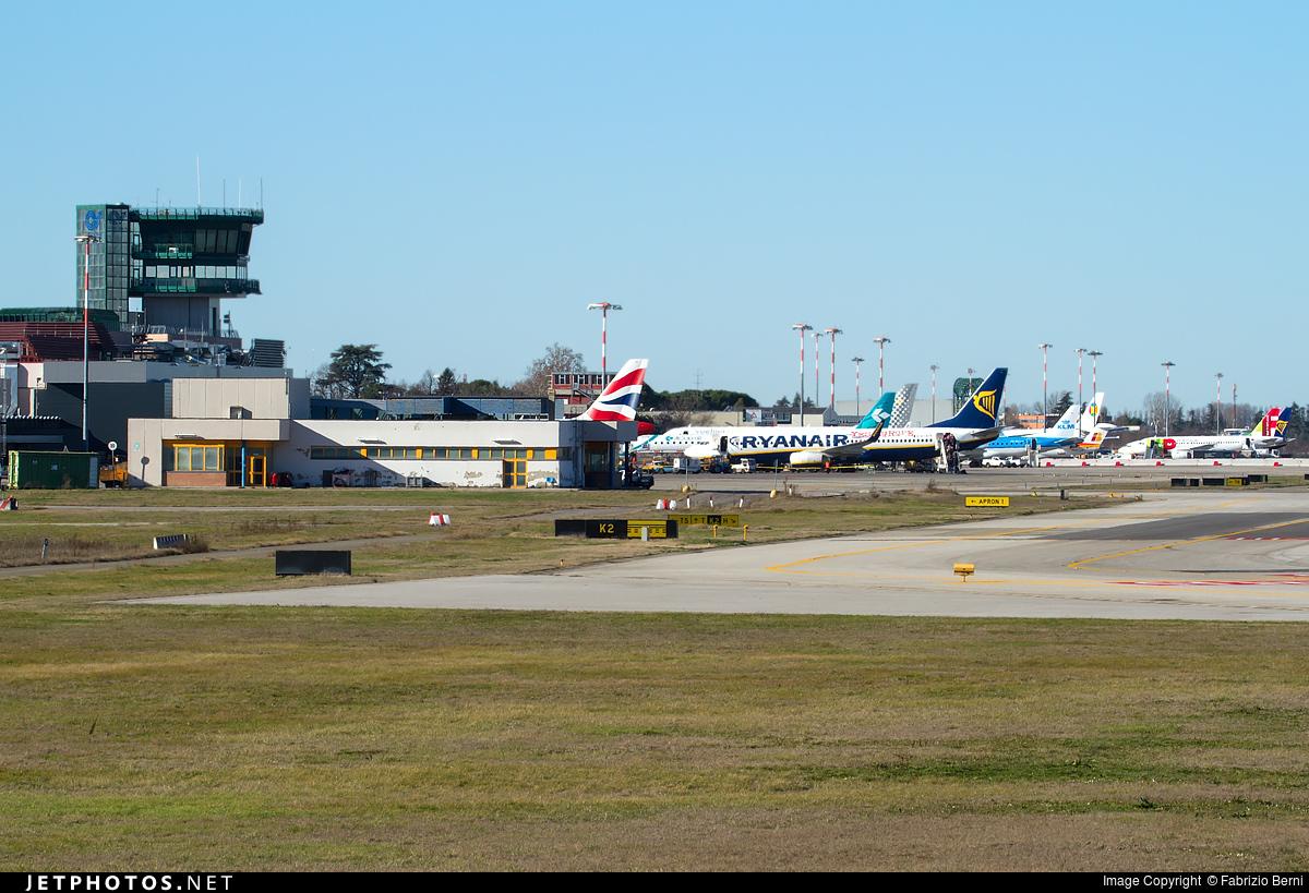 LIPE - Airport - Ramp