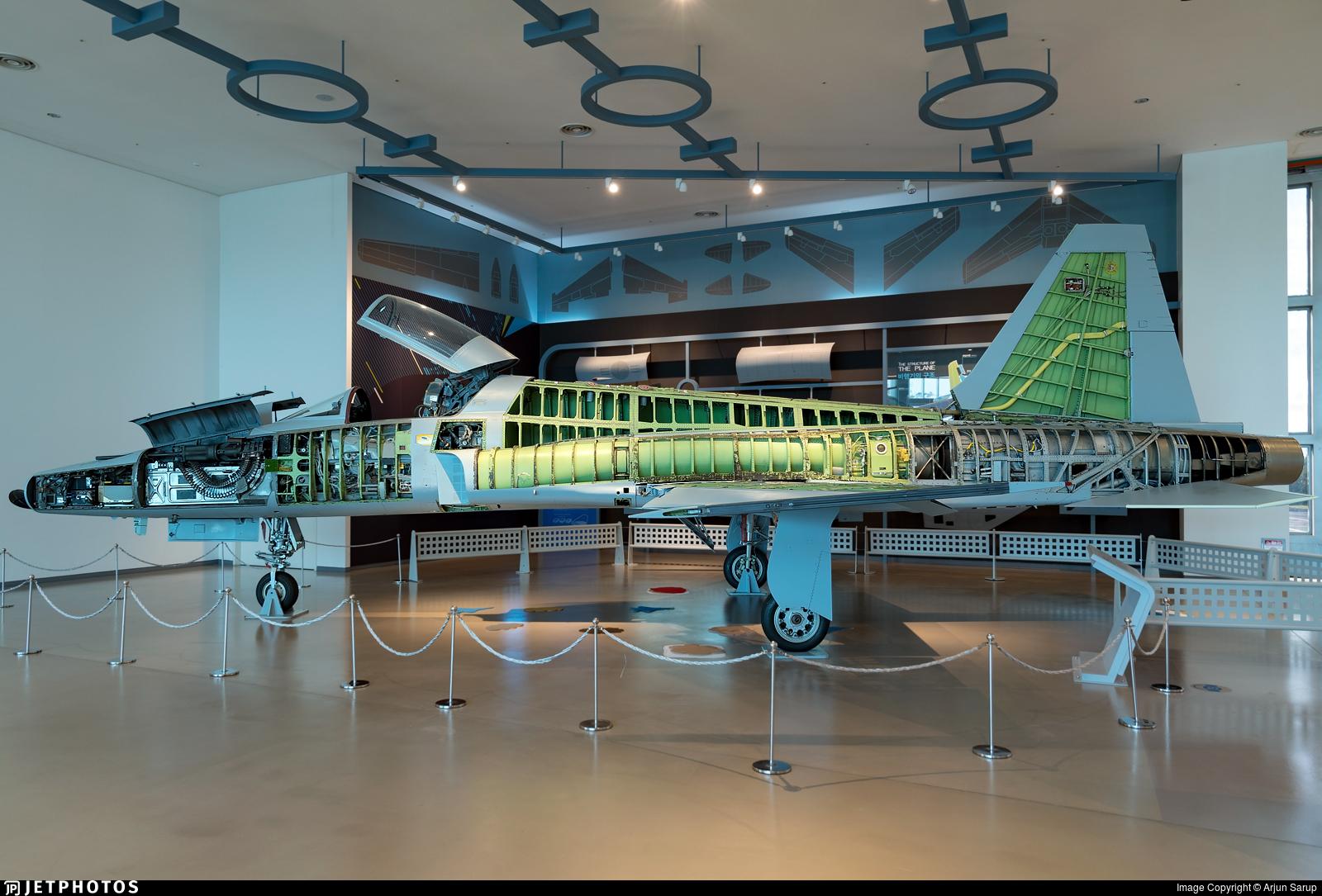 00-884 - Northrop F-5E Tiger II - South Korea - Air Force