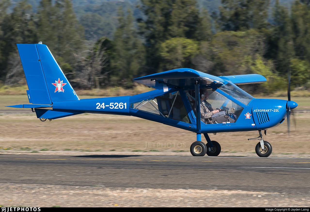 24-5261 - Aeroprakt A22L Foxbat - Private