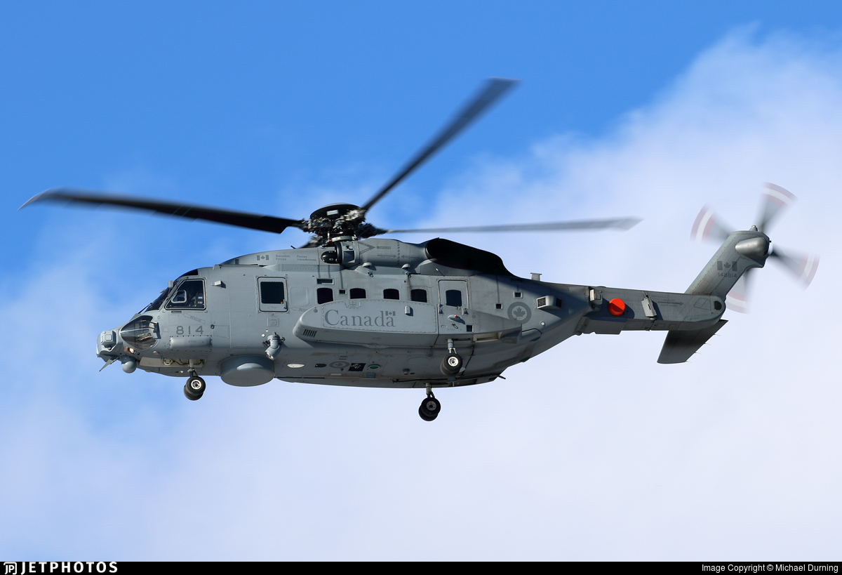 148814 - Sikorsky CH-148 Cyclone - Canada - Royal Canadian Air Force (RCAF)