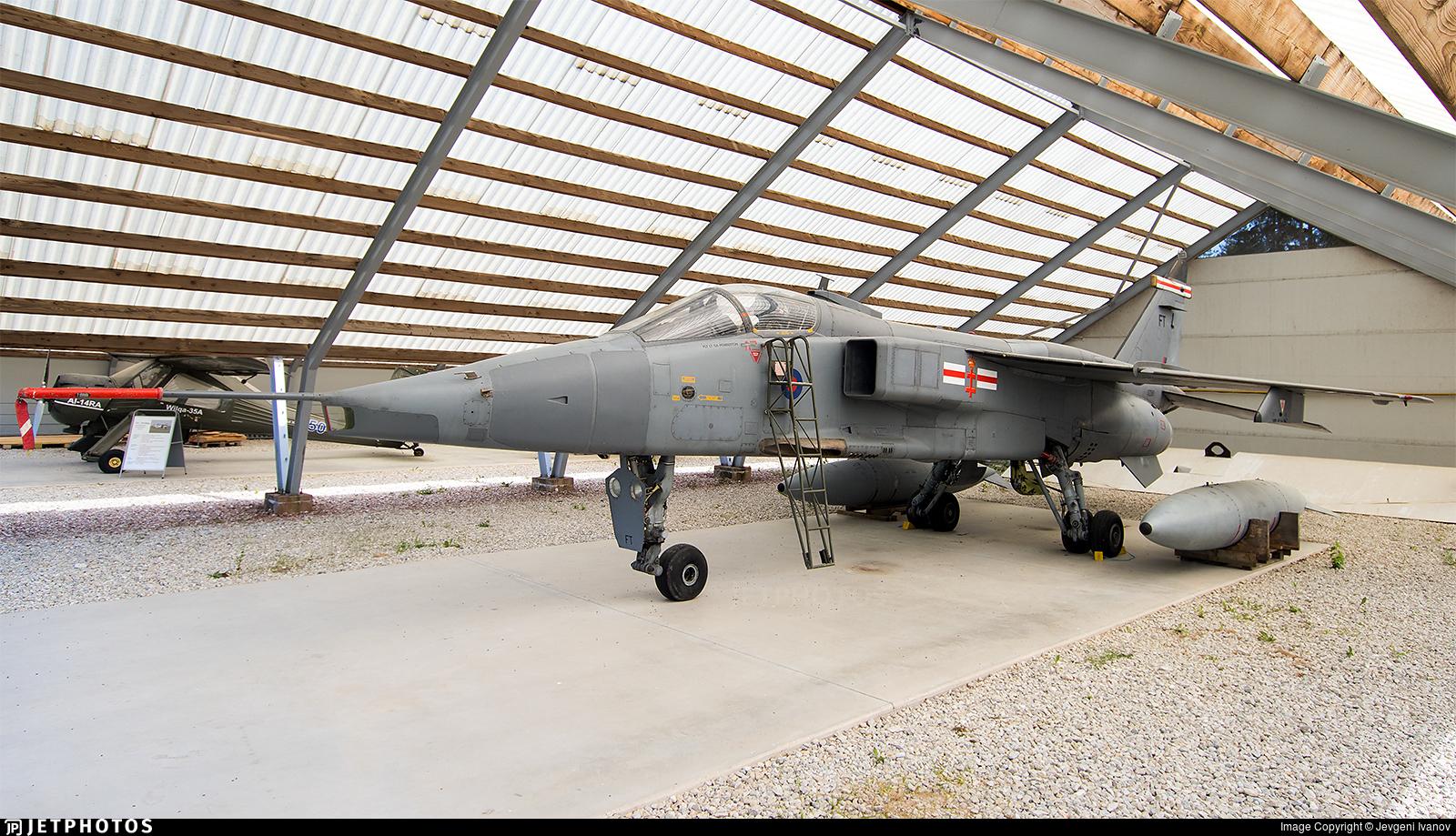 XZ361 - Sepecat Jaguar GR.3 - United Kingdom - Royal Air Force (RAF)
