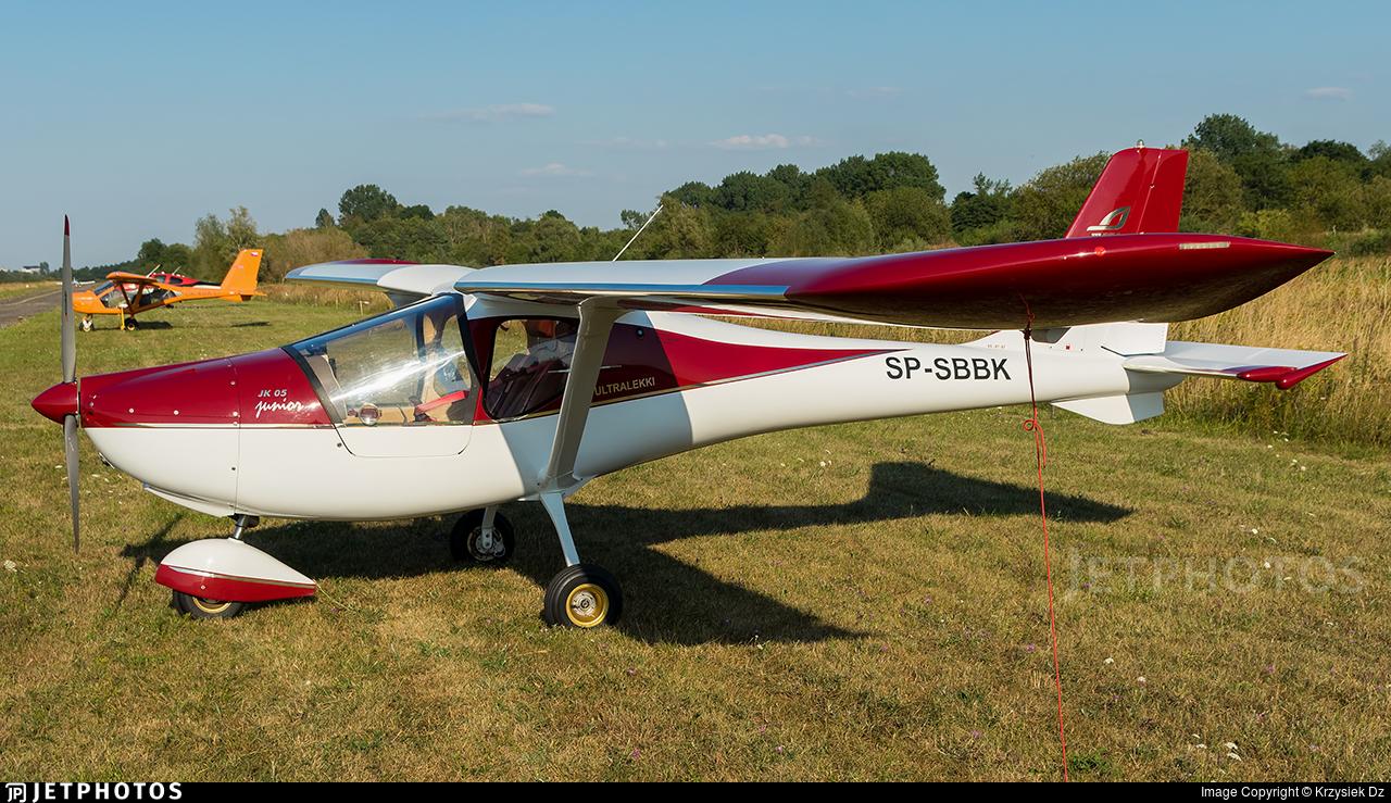 SP-SBBK - Ekolot JK-05 Junior - Private