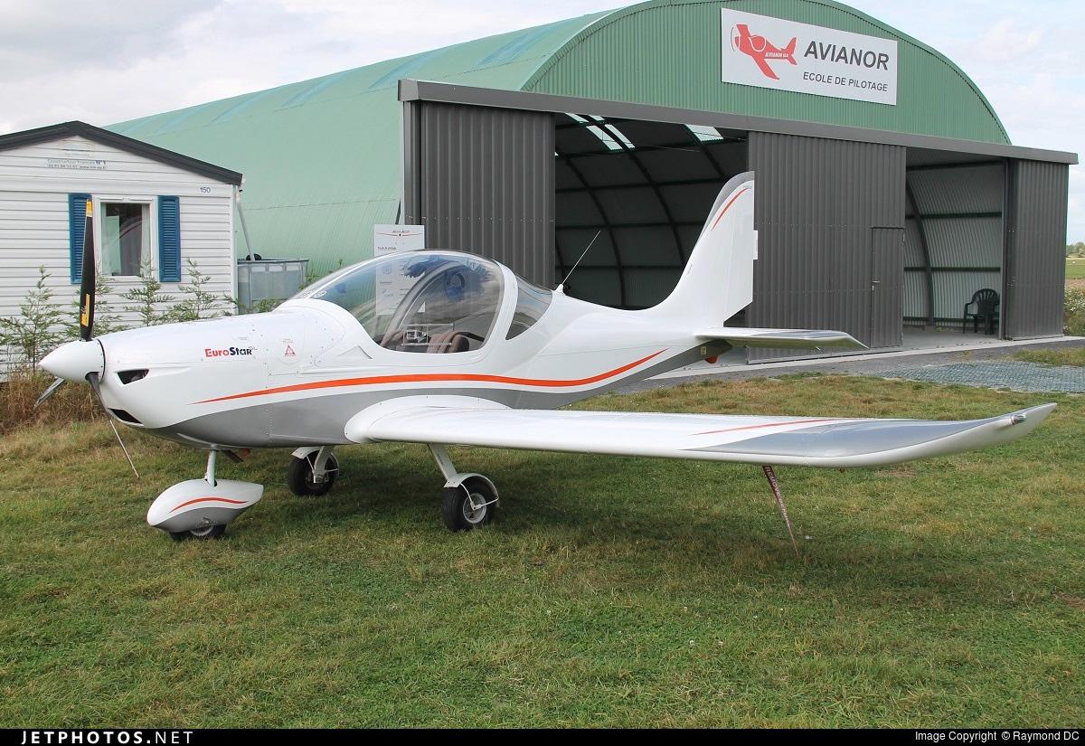 F-JAVY - Evektor Eurostar SL - Private