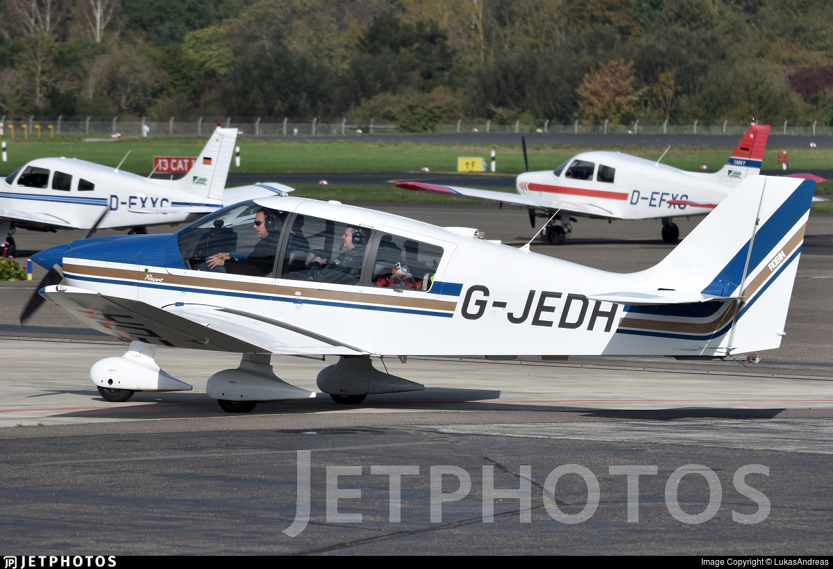 G-JEDH - Robin DR400/180 Régent - Private