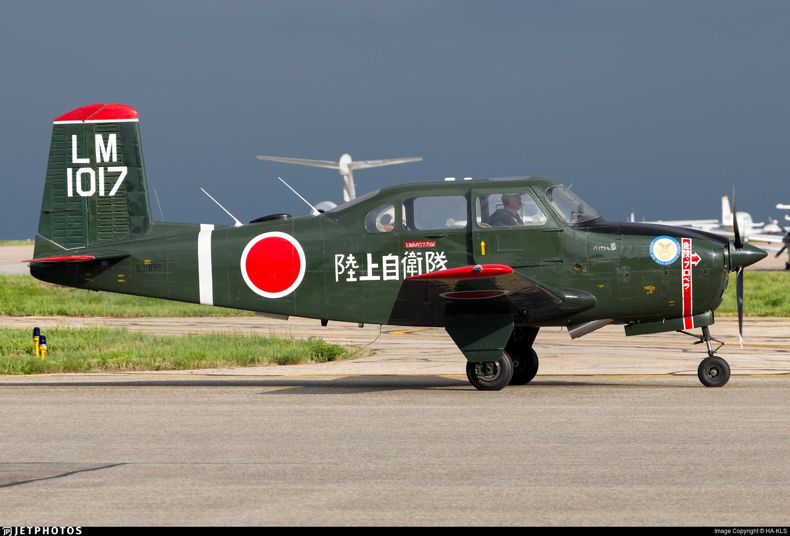 N2109Z - Fuji LM-1 - Private