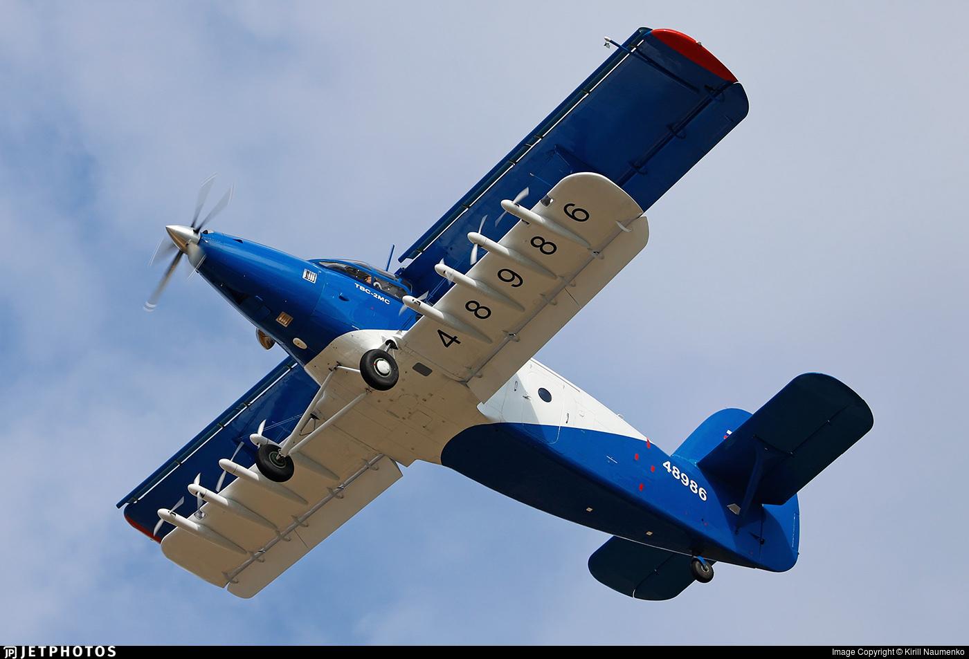 48986 - Antonov An-2MC (TB-2MC) - SibNIA Airlines