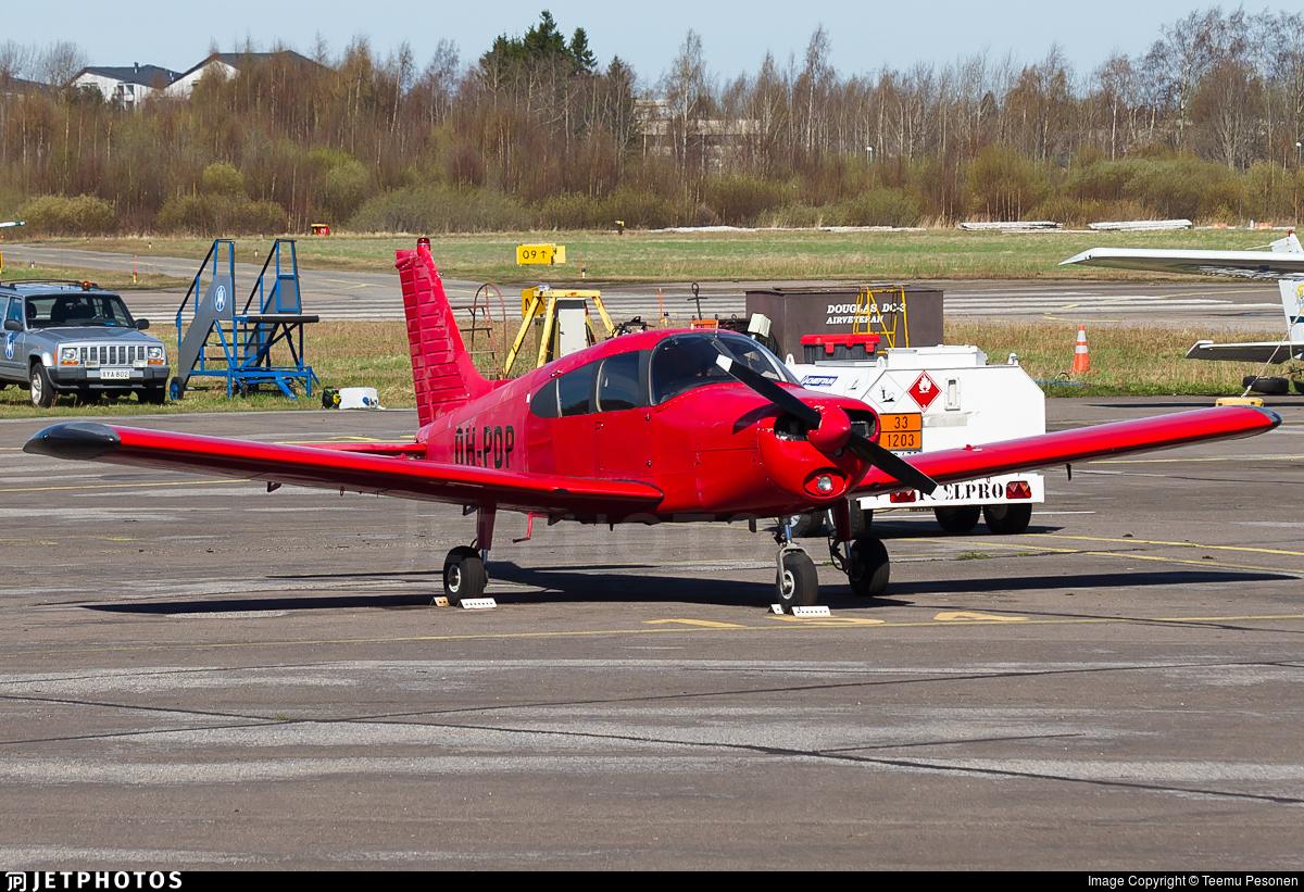 OH-PDP | Piper PA-28-140 Cherokee F | Private | Teemu Pesonen