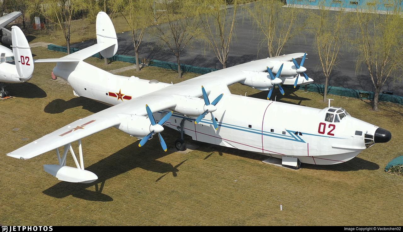 02 - Harbin SH-5 - China - Navy