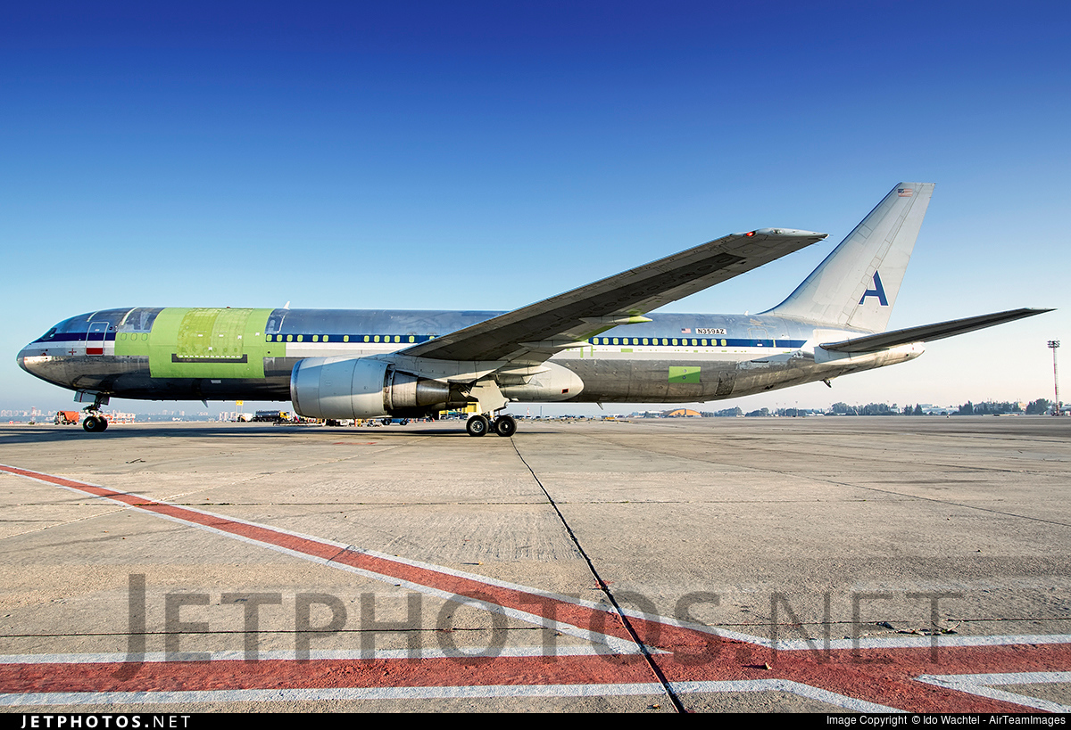 N359AZ - Boeing 767-323(ER)(BDSF) - Cargo Aircraft Management