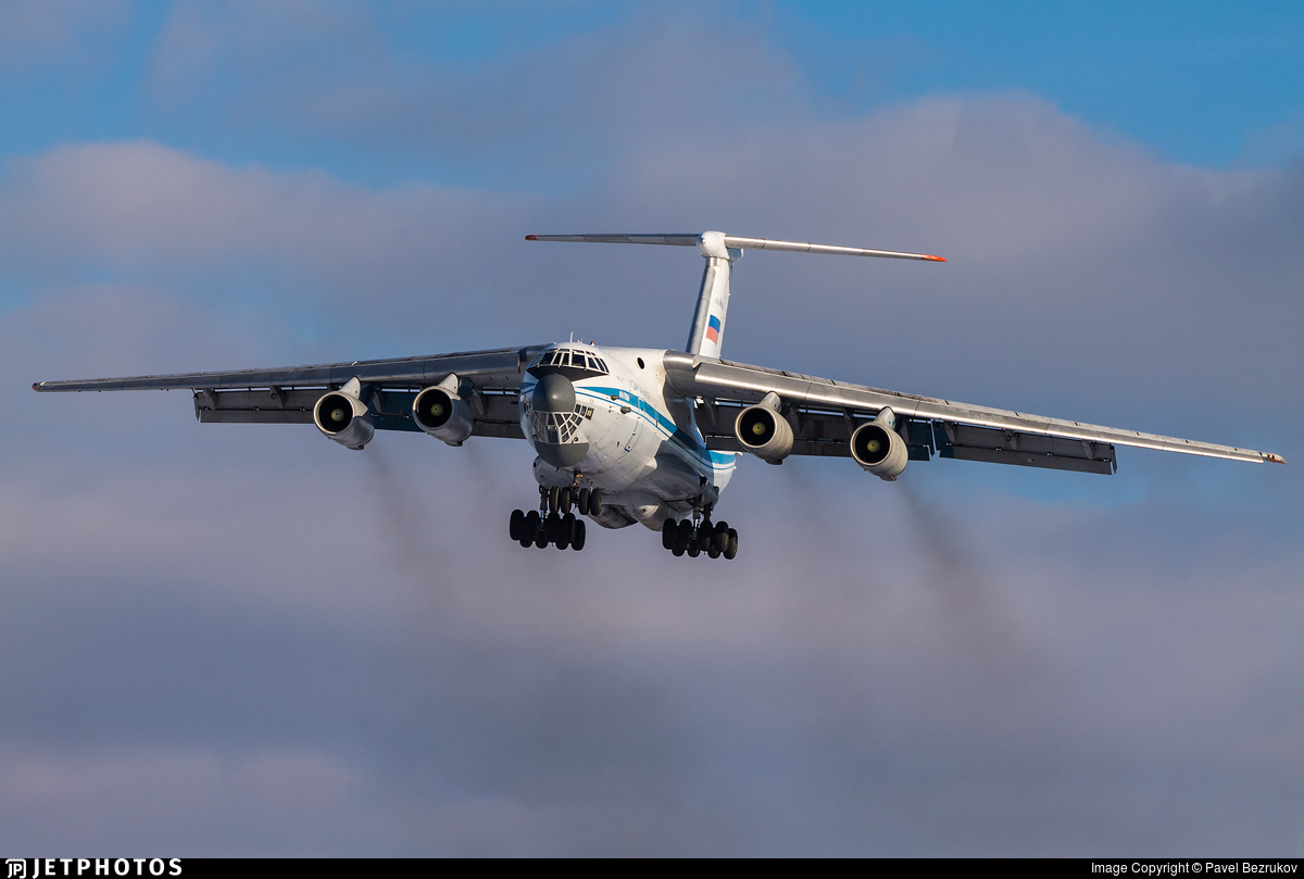 RF-86870 - Ilyushin IL-76M - Russia - Air Force