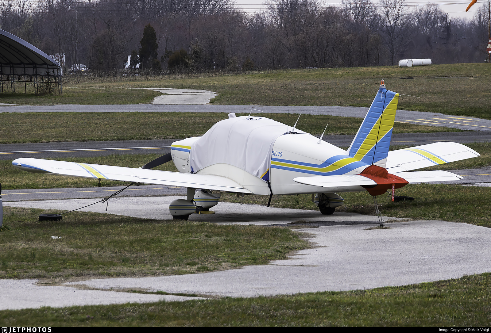N5197S - Piper PA-28-180 Cherokee - Private