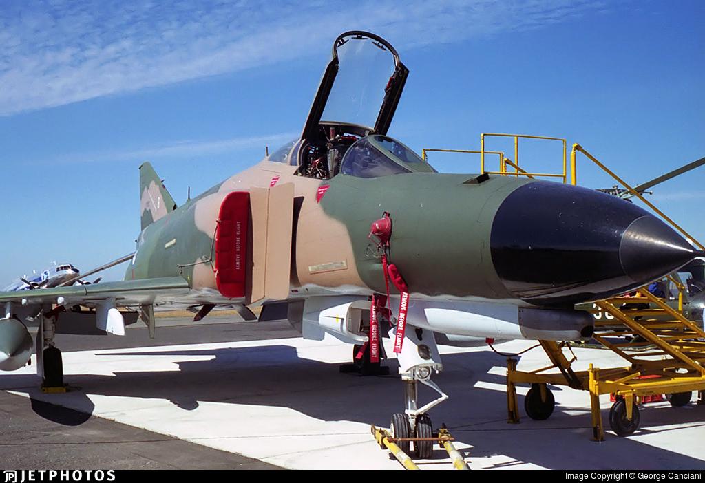 67-0237 - McDonnell Douglas F-4E Phantom II - United States - US Air Force (USAF)