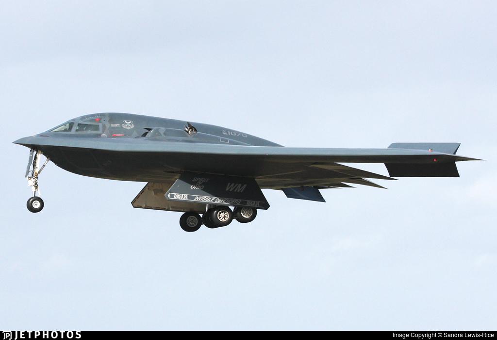82-1070 - Northrop B-2A Spirit - United States - US Air Force (USAF)
