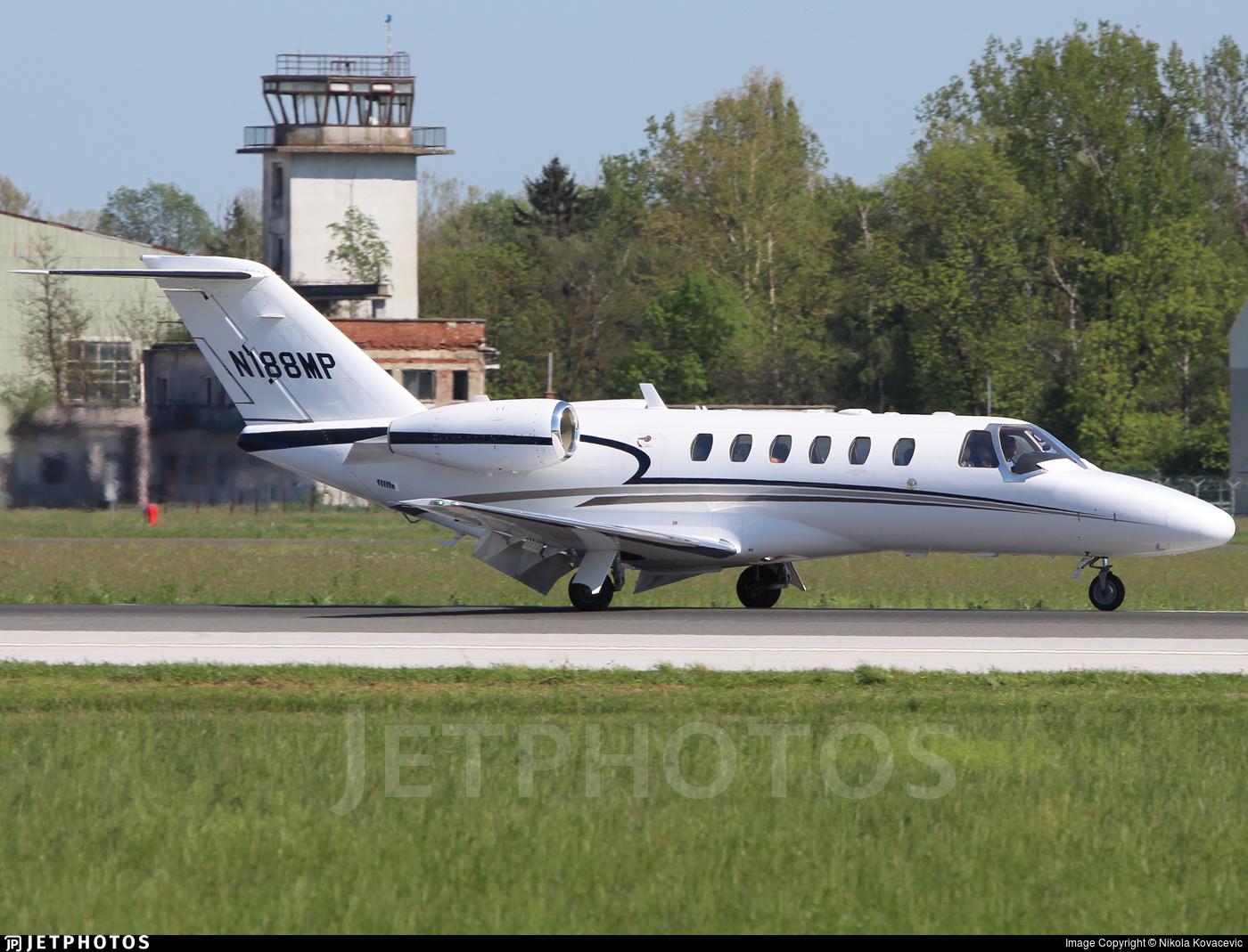 N188MP - Cessna 525A CitationJet 2 - Private