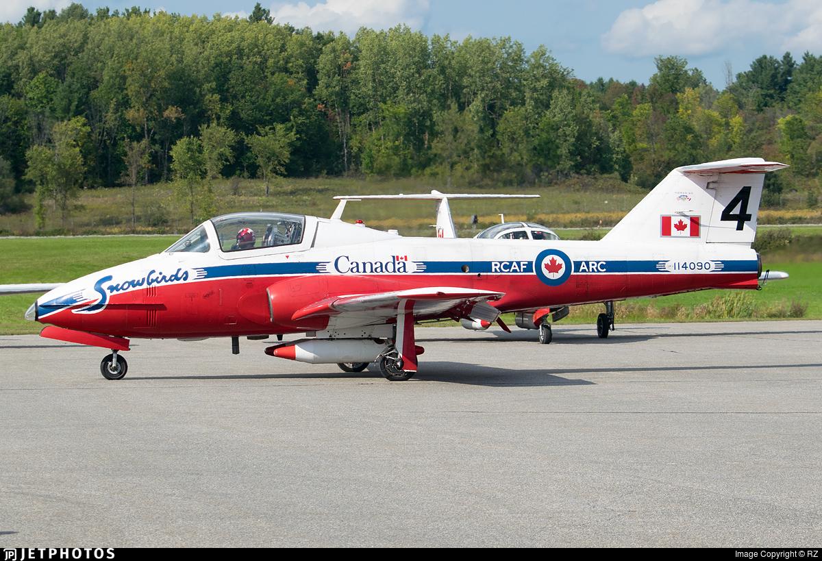 114090 - Canadair CT-114 Tutor - Canada - Royal Canadian Air Force (RCAF)