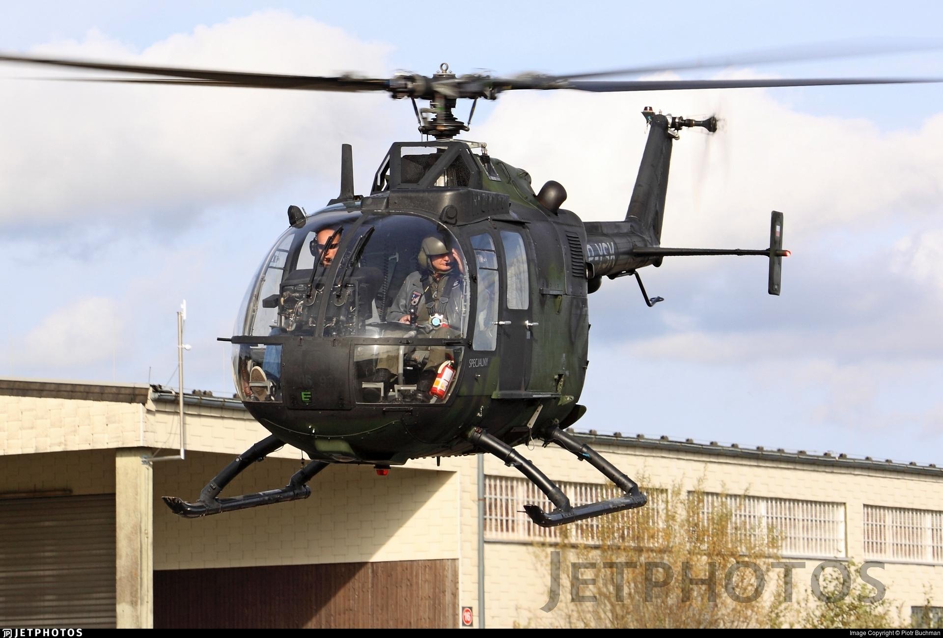 SP-YSK - MBB Bo105P1 - Private