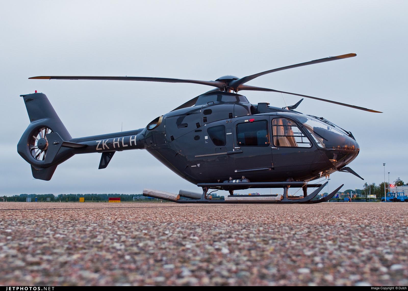 вертолет Eurocopter EC135