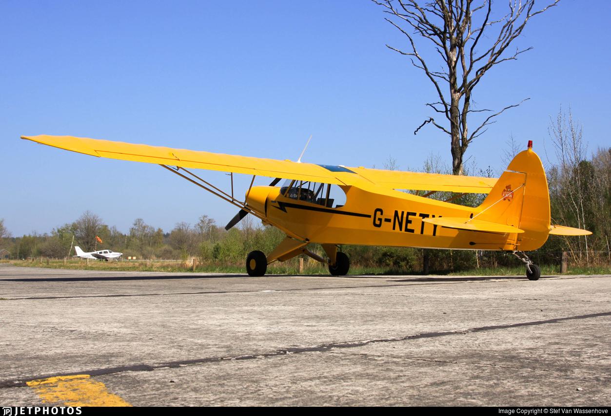 G-NETY - Piper PA-18-150 Super Cub - Private