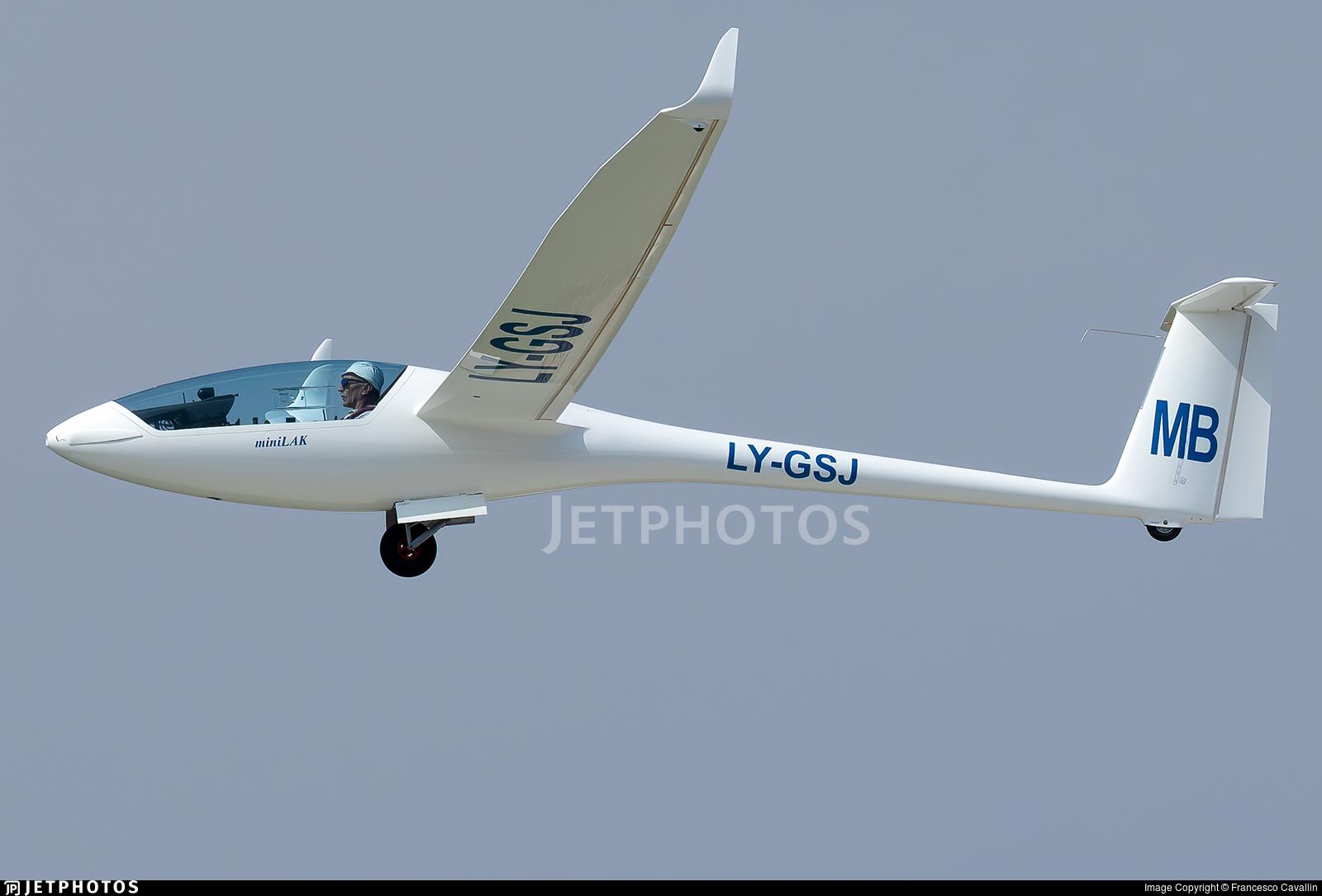 LY-GSJ - LAK-13.5 mini FES - Private