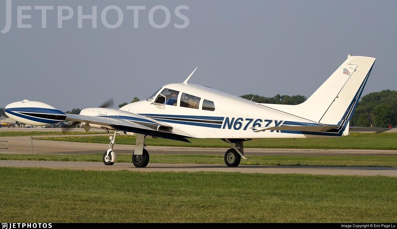 N6767X - Cessna 310F - Private