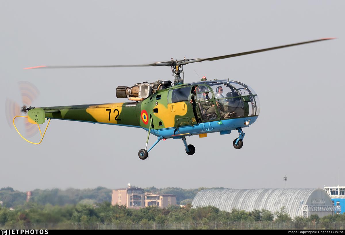 72 - IAR-316B - Romania - Air Force