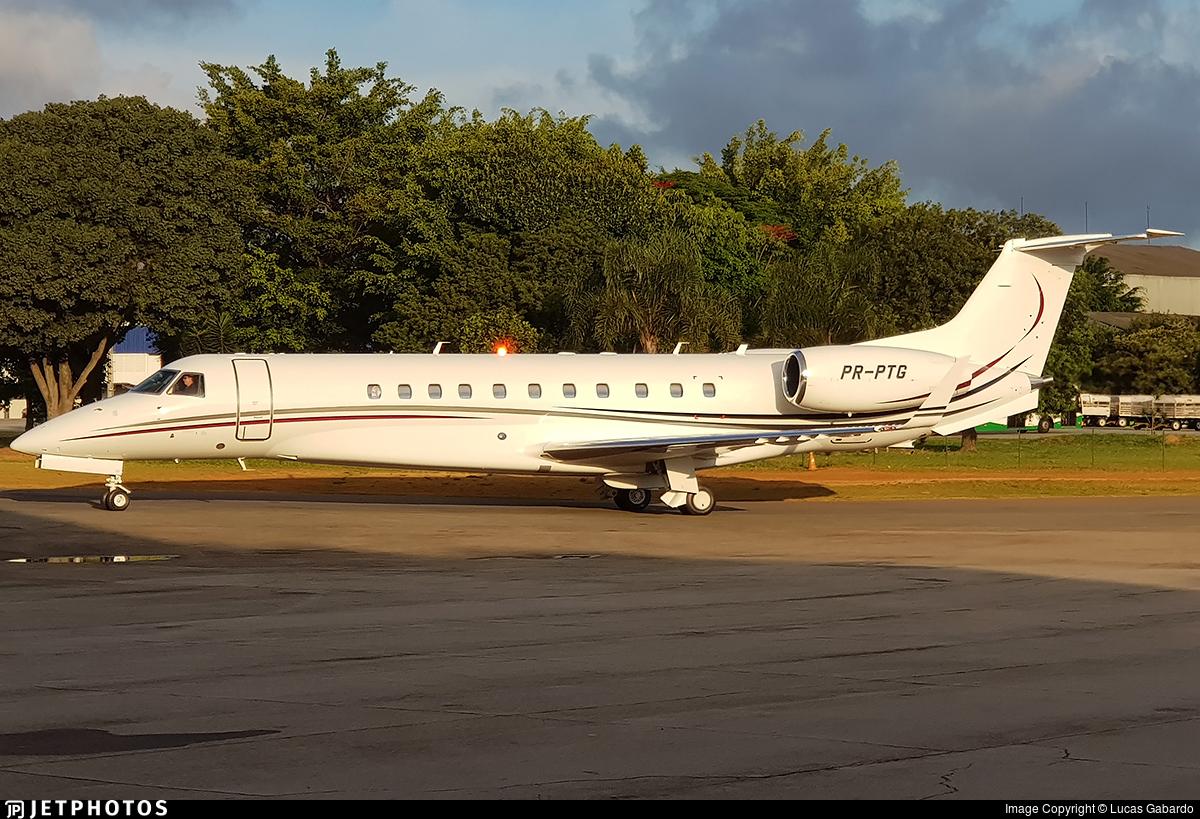 PR-PTG - Embraer ERJ-135BJ Legacy 600 - Private