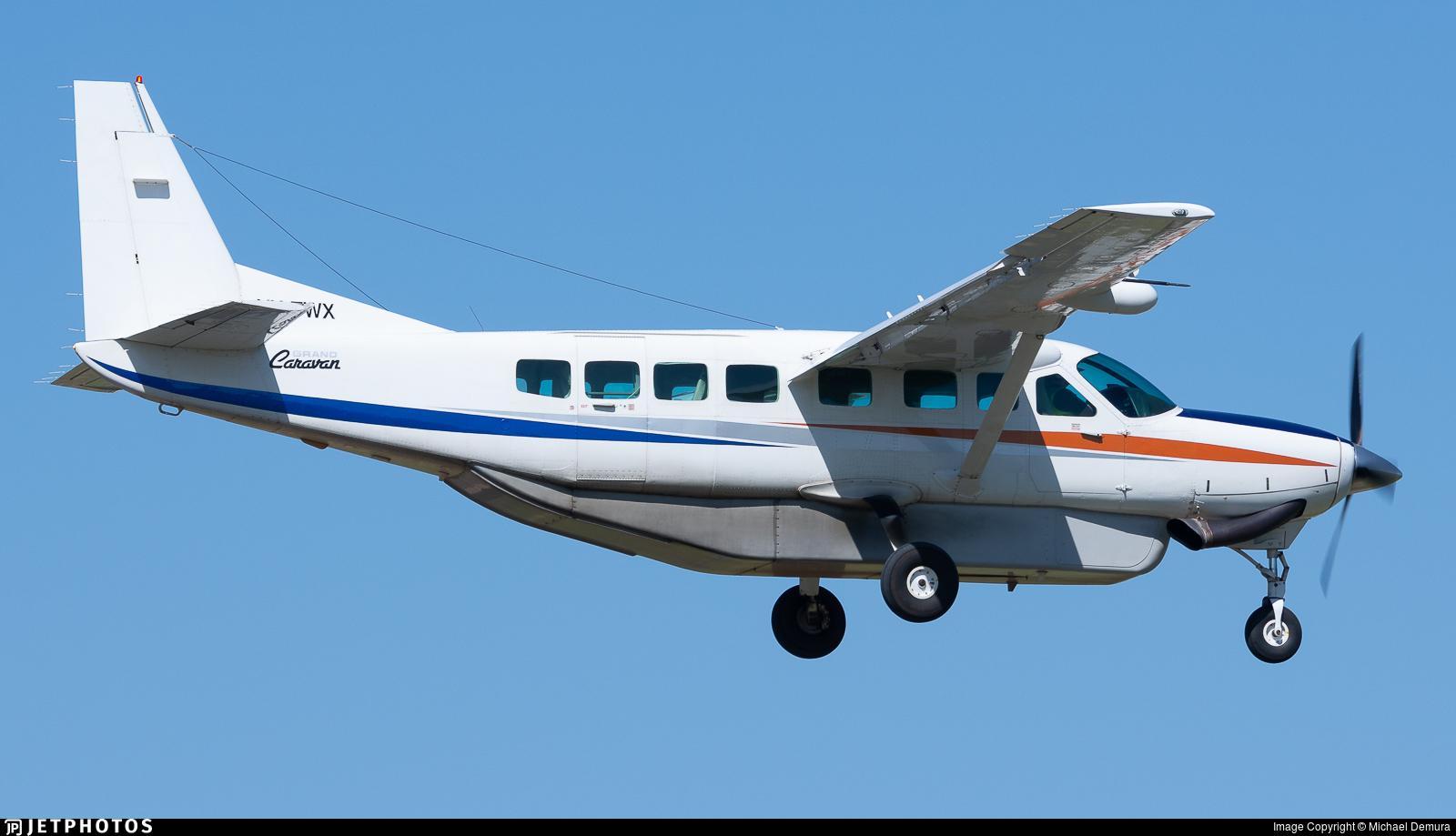 VH-TWX - Cessna 208B Grand Caravan - Kimberley Air Tours