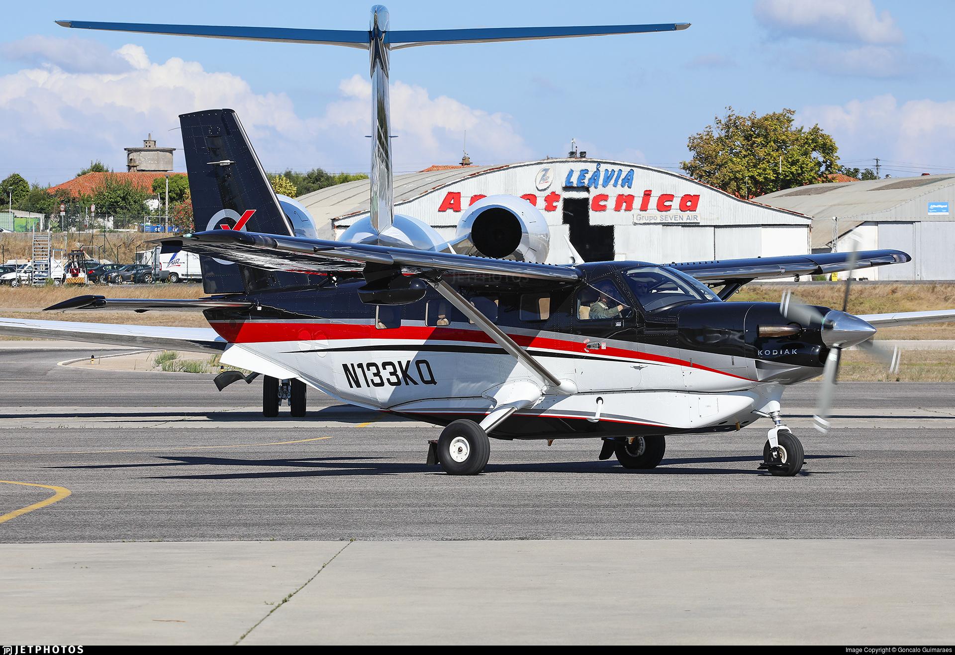 N133KQ - Quest Aircraft Kodiak 100 - Xpedition Air