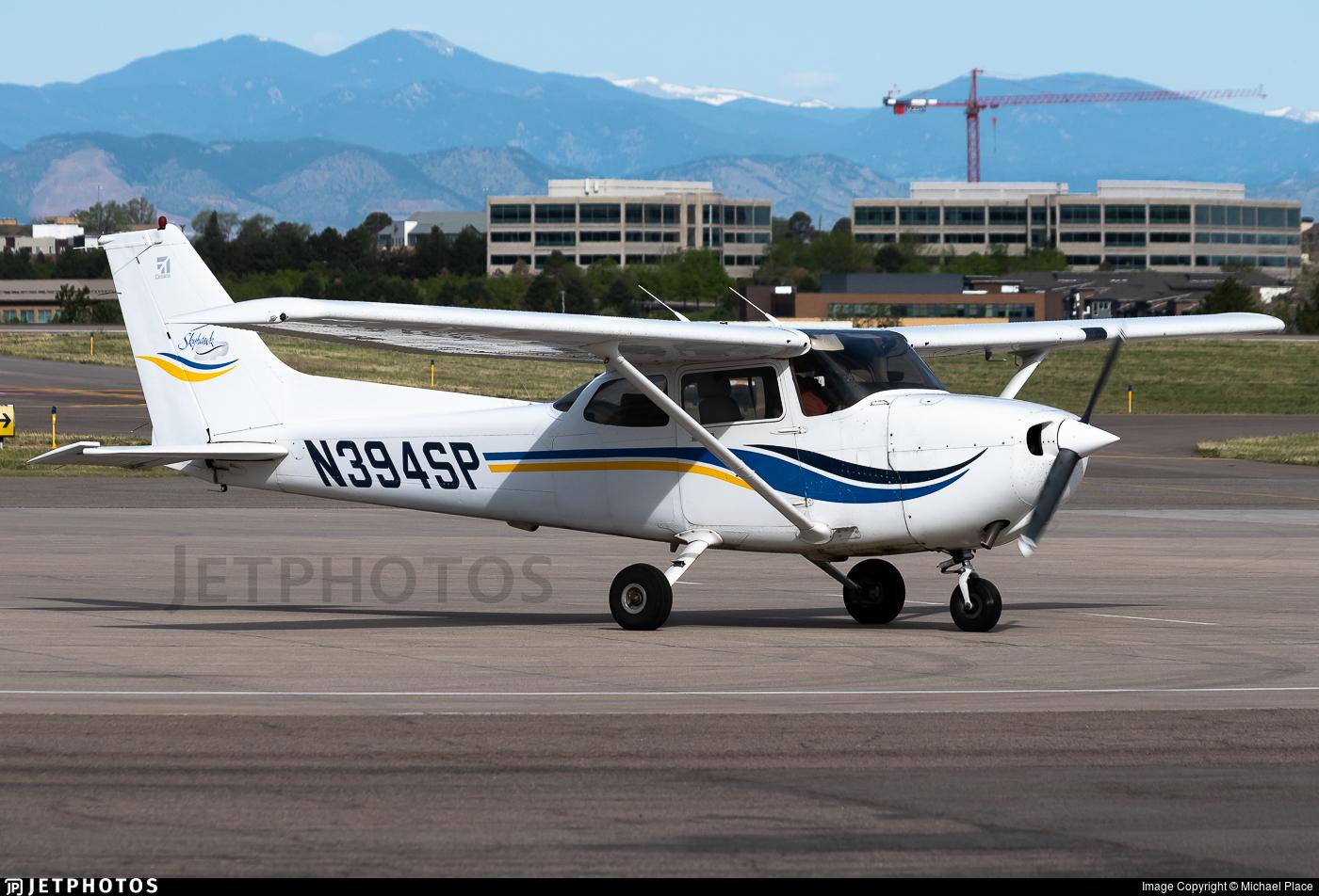 N394SP - Cessna 172S Skyhawk - Private