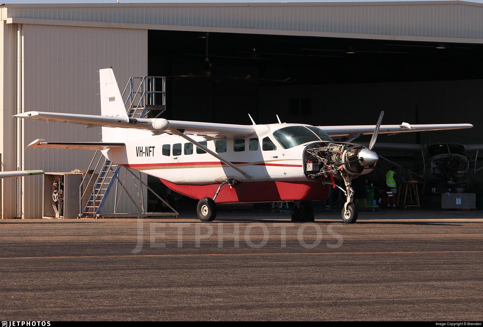 VH-NFT - Cessna 208B Grand Caravan - Private