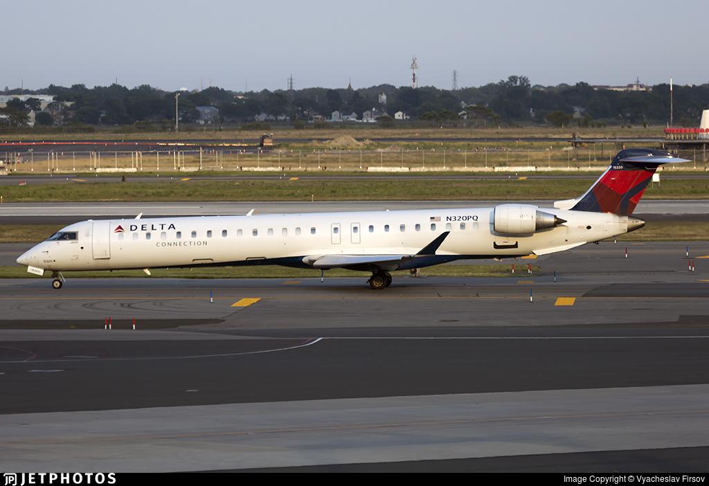 N320PQ - Bombardier CRJ-900LR - Delta Connection (Endeavor Air)