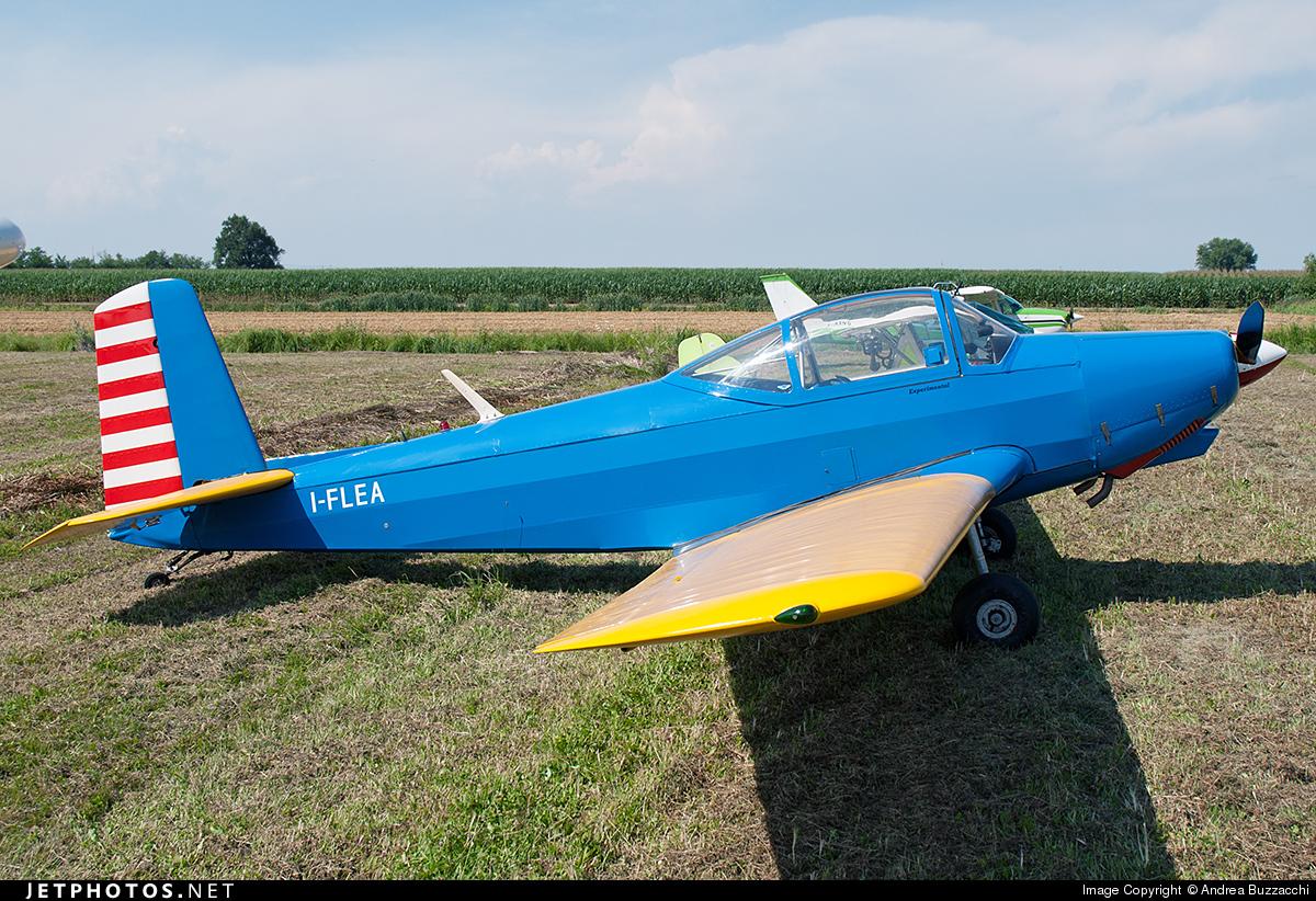 I-FLEA - Aviamilano P19 Scricciolo - Private