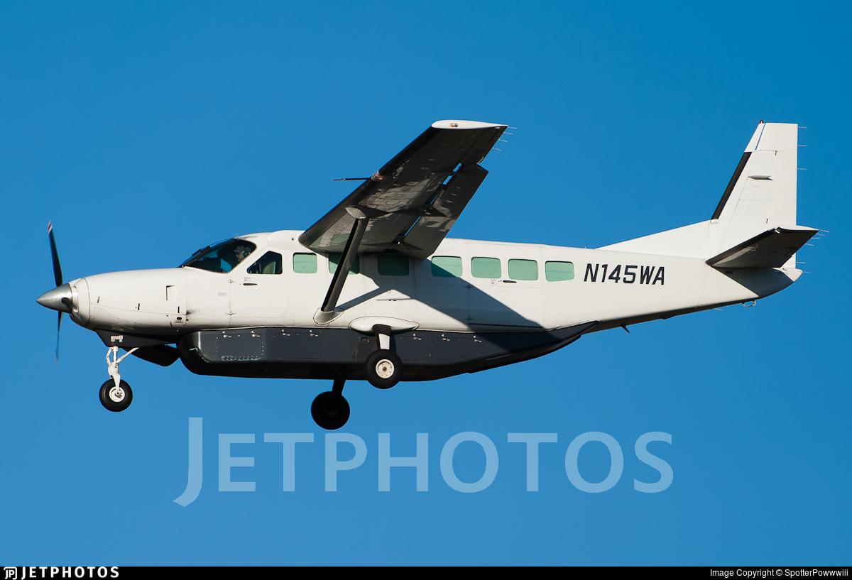 N145WA - Cessna 208B Grand Caravan - Private