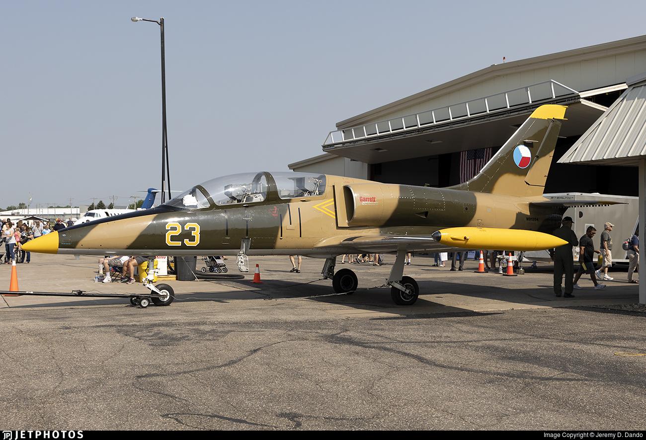 N91354 - Aero L-39C Albatros - Private