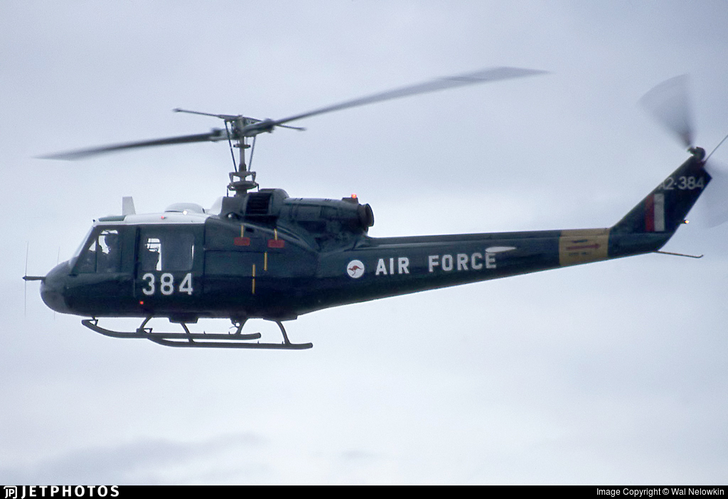 A2-384 - Bell UH-1B Iroquois - Australia - Royal Australian Air Force (RAAF)