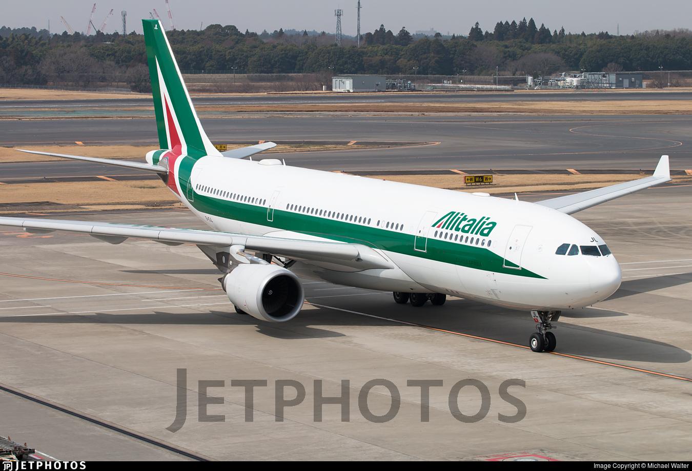 EI-EJL - Airbus A330-202 - Alitalia