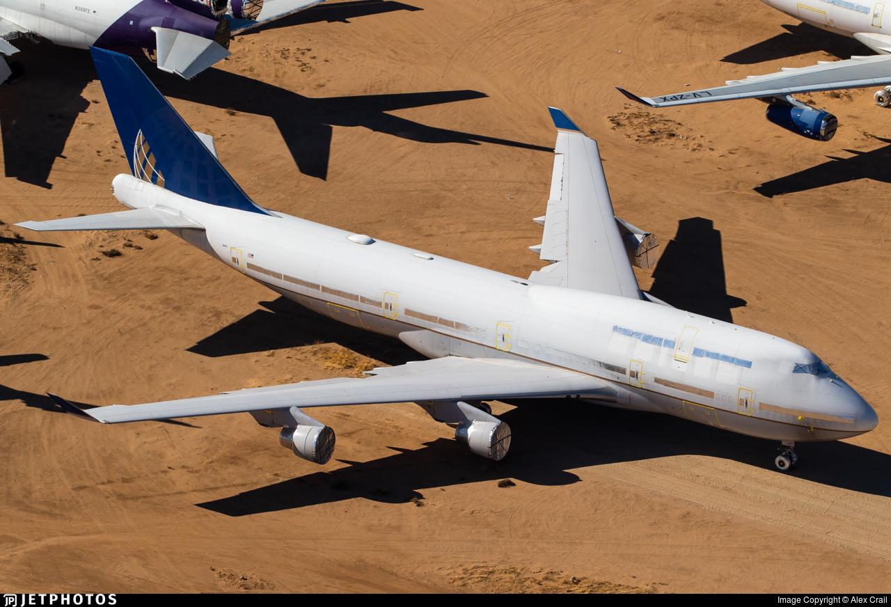 N179UA - Boeing 747-422 - Untitled